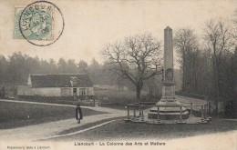 60 LIANCOURT  La Colonne Des Arts Et Métiers - Liancourt