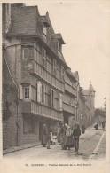 29 QUIMPER Vieilles Maisons De La Rue Royale - Quimper