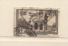 FRANCE  ( F31 - 193 )   1938    N° YVERT ET TELLIER     N° 389 - Oblitérés