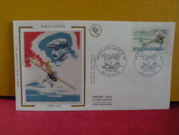 FDC- Roland Garros 1888/1918 - 974 St Denis - 2.7.1988 - 1er Jour - FDC