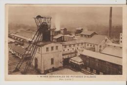 Mines Domaniales De Potasses D'Alsace. .N°7 Mine Amelie 1 - Autres Communes