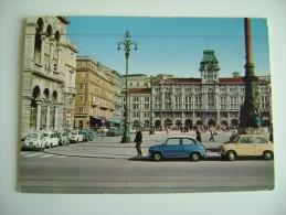 TRIESTE   VIAGGIATA  COME DA FOTO  * - Trieste