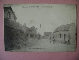 CP   HAMEAU DE CRESSAY  RUE PRINCIPALE - France