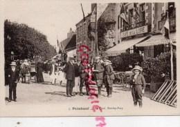 44 - PAIMBOEUF - LE QUAI BOULAY PATY - CAFE DE LA LOIRE - Paimboeuf