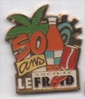 Sté Le Froid , Canette Coca Cola , Nouvelle Calédonie - Coca-Cola