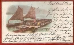 AL / USA . GILL NETTING . COLUMBIA RIVER . Barques à Voile - Portland
