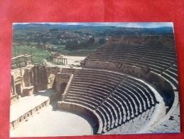 Jordan Jerash Roman Amphitheatre - Jordanie