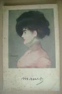 PCD/24 Bibliotheque Aldine Des Arts N.20 : Jean Leymarie MANET  Fernand Hazan - Paris 1952 - Arte