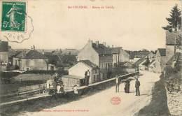 SAINTE COLOMBE ROUTE DE CERILLY - France