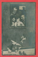 142676 / Ukraine Art Nikolay Aleksandrovich Yaroshenko - PRISONERS Life Goes On Everywhere. BIRD PIGEON R.1125 BULGARIA - Gevangenis