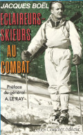 ECLAIREUR SKIEUR COMBAT TROUPE ALPINE BCA GUERRE MONTAGNE 1940 1944 FFI RESISTANCE CHASSEURS