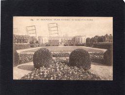 46489     Francia,   Deauville,  Plage  Fleurie,  Le  Casino  Et  Les  Jardins,  VG  1927 - Deauville