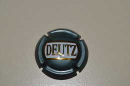 Capsule De Champagne Deutz Gris Bleu - Deutz