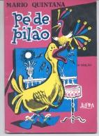 """""""PÉ DE PILAO"""" ESCRITO POR MARIO QUINTANA. CON DIBUJOS A COLOR. GECKO. - Schulbücher"""