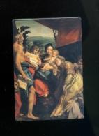Magnet Métallique Art Peinture  Religion - Non Classés