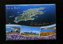 Magnet Métallique - Tourisme - Ile De Batz Ile Aux Fleurs - Tourisme