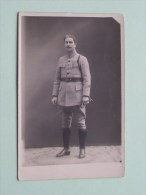 Te Identificeren / Identify Anno 8 Janvier 1918 ( Zie Foto Voor Details ) !! - Personen