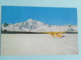 Mont MCKINLEY - Highest Mountain In United States - Etats-Unis