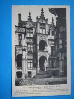 37 : TOURS : HOTEL GOUIN  : C.P.A.. Carte En Trés Bon état, - Hotels & Gaststätten
