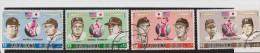 RAS AL KHAIMA.  (Y&T)  1971  -  N°66 * Série Complète**   Champions De Base-Ball  *  *  Obl - Arabie Saoudite