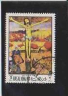 RAS AL KHAIMA.  (Y&T)  1970  -  N°40  * Série Incomplète *   Tableau Gauguin  *  3r *  Obl - Arabie Saoudite