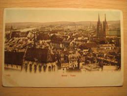BASEL BASLE Total Post Card Switzerland Suisse - BS Bâle-Ville