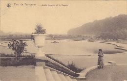 Parc De Tervueren - Jardin Français Et Le Bassin (animée) - Tervuren