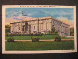 Memorial Art Gallery University Campus Rochester 1949 To Toronto Ontario Canada New York USA Post Card - Rochester