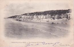 CPA Trouville-sur-Mer - Vue Générale De La Plage - 1903 (1796) - Trouville