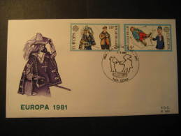 Genk 1981 Europa Europe Fencing Escrime Esgrima Belgie Belgique Belgium - Fencing
