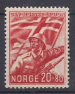 Norway 1941 Legion Mi#236 Mint Hinged