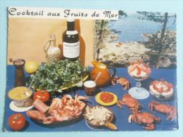 COCKTAIL AUX FRUITS DE MER - Recettes (cuisine)