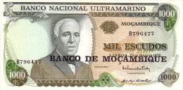 MOZAMBIQUE    1 000 Escudos   Daté Du 22-05-1972     Pick 119        ***** BILLET  NEUF  ***** - Mozambique