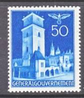 Germany Occupation Poland N 68  ** - Occupation 1938-45
