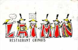 MAURICE - Port Louis - Comptoir  TAKE AWAYS Restaurant Chinois  LAIMIN - Mauritius