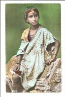 Jeune Fille Du Sud (Algérie) - Algerien