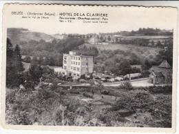 Erezée, Hotel De La Clairière (pk13586) - Erezée