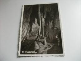Grottes De Han La Grande Draperie - Rochefort