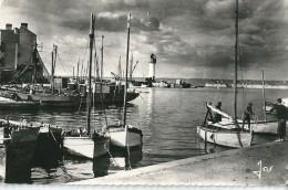 56  PORT HALIGEN - Le Bassin Du Port Protégé   Par La Digue Du Phare - Autres Communes