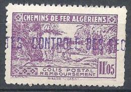 ALGERIE COLIS POST  YVERT  N ° 93 / MAURY N° 108  NEUF**  LUXE - Algérie (1924-1962)