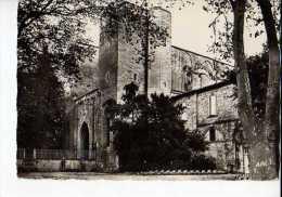Villeveyrac Abbaye De Valmagne Entree Principale - France