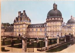 LE CHATEAU DE VALENCAY - éditions D'art Yvon N° IBC 831 - Cpsm Circulée - Other Municipalities