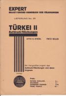 Stiedl Billig Handbuch Der Fälschungen Nr. 38 Türkei II - Turkey Overprint Falsifications 64 Abb./fig., 1937 - Falsi
