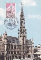 Strasbourg 1973 - Europa - église  - - Maximumkarten