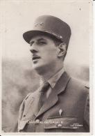 Photo : Général De Gaulle ( Photo Max Hubert à Paris ) - Guerre, Militaire