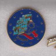 Pin's EUROPA  ARTHUS BERTRAND - Arthus Bertrand