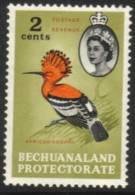 Bechuanaland Protectorate - 1961 2c Hoopoe (*) # SG 169 - Birds
