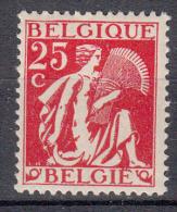 BELGIË - OBP -  1932 - Nr 339 - MH* - 1932 Ceres En Mercurius
