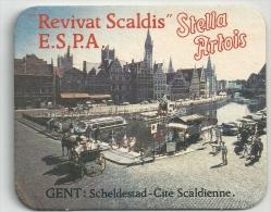 Brouwerij     Stella Artois   -  Revivat Scaldis -  Gent - Sous-bocks