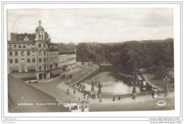 Goteborg Kungsportsbron 1938 - Sweden